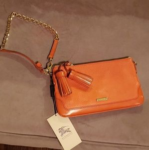 Burberry 2 in 1 purse and wristlet